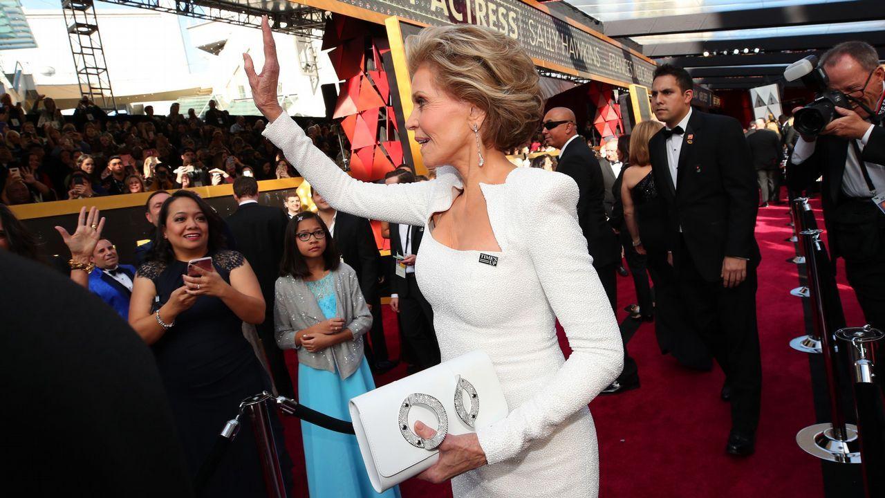 .Jane Fonda
