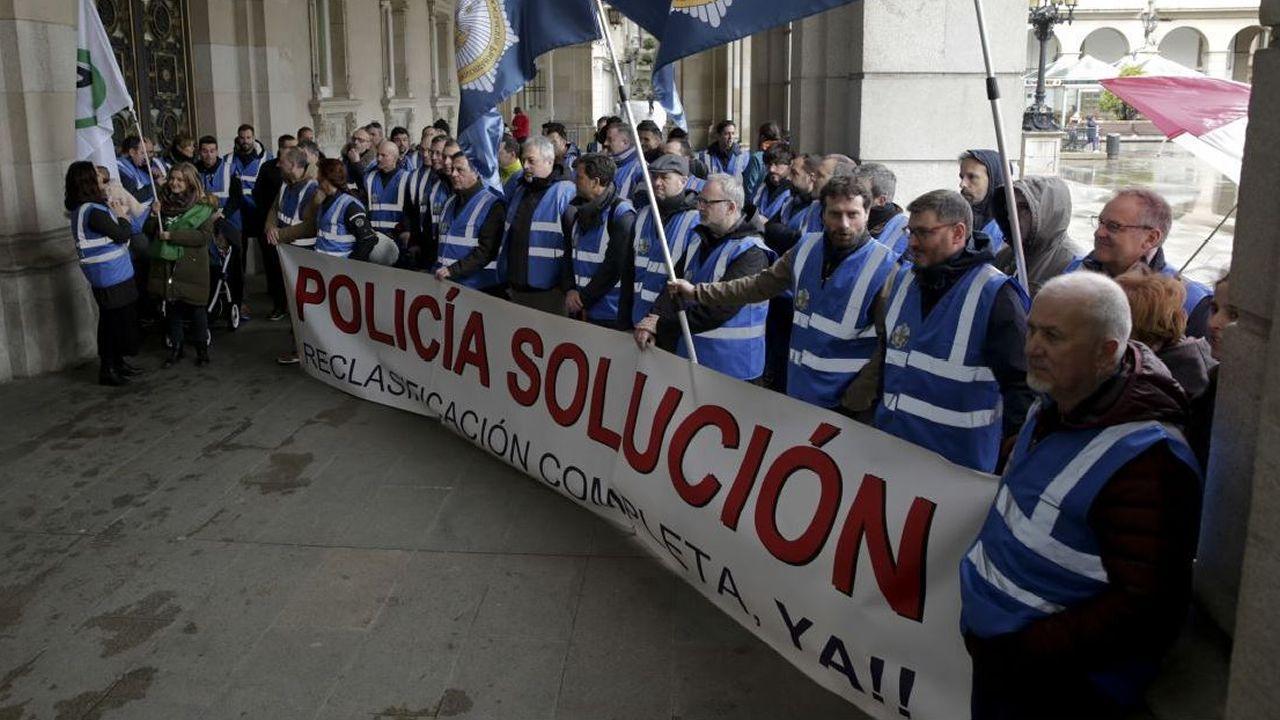 Concentración en Mallorca en apoyo de la libertad de prensa
