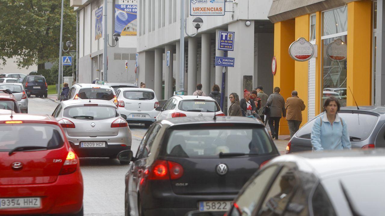 Vista de la contaminación en Oviedo.Vista de la contaminación en Oviedo. Archivo