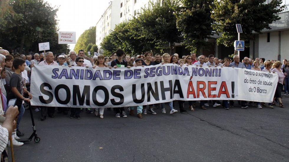 La carretera de Vilamartín a A Rúa se verá mejorada