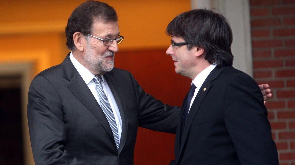 ¿Suspenderá el Gobierno la autonomía de Cataluña?.Raúl Romeva dirige el departamento de Asuntos Exteriores catalán