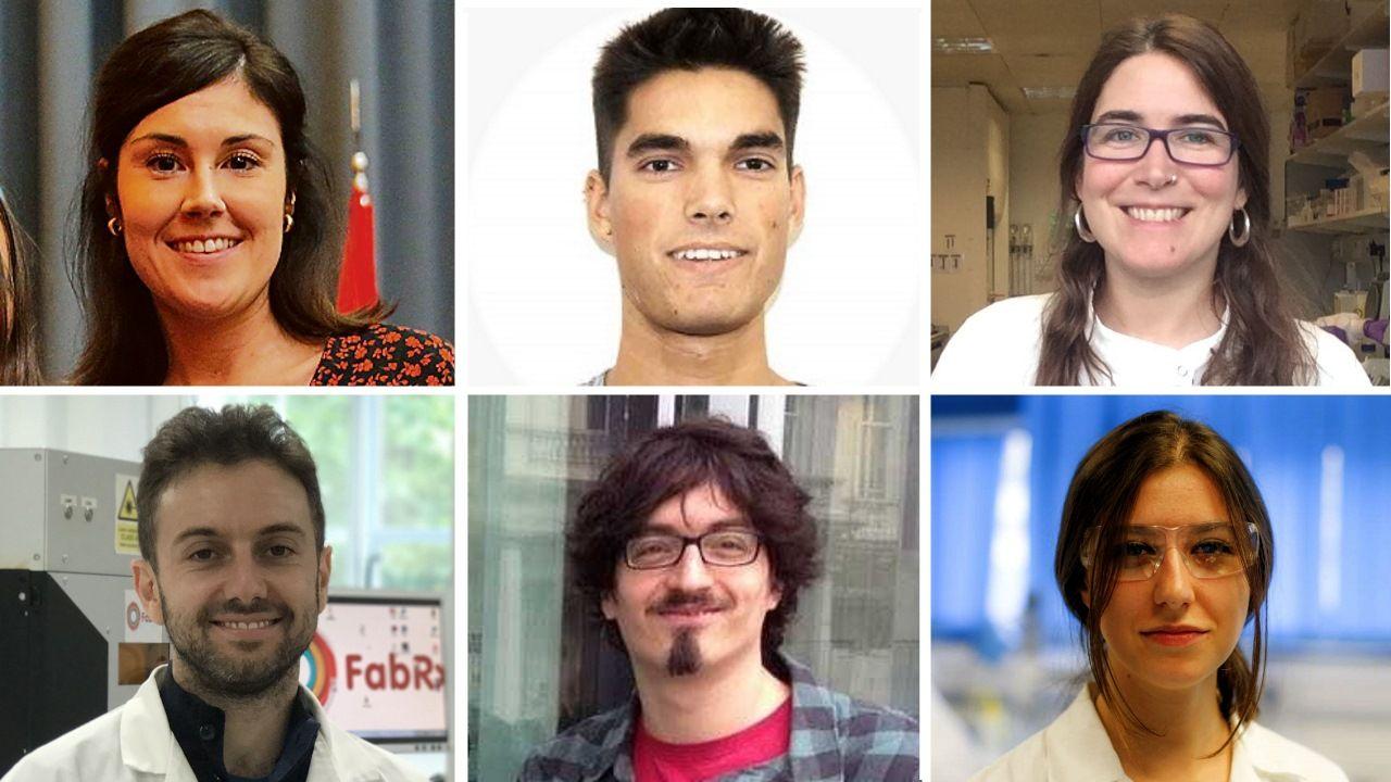Combo ciencia brexit.De izquierda a derecha, Mel B, Mel C, Geri Halliwell, Emma Bunton y Victoria Beckham