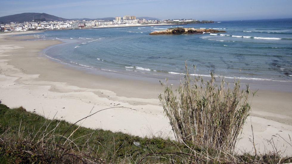 Barreiros. Playa de Altar