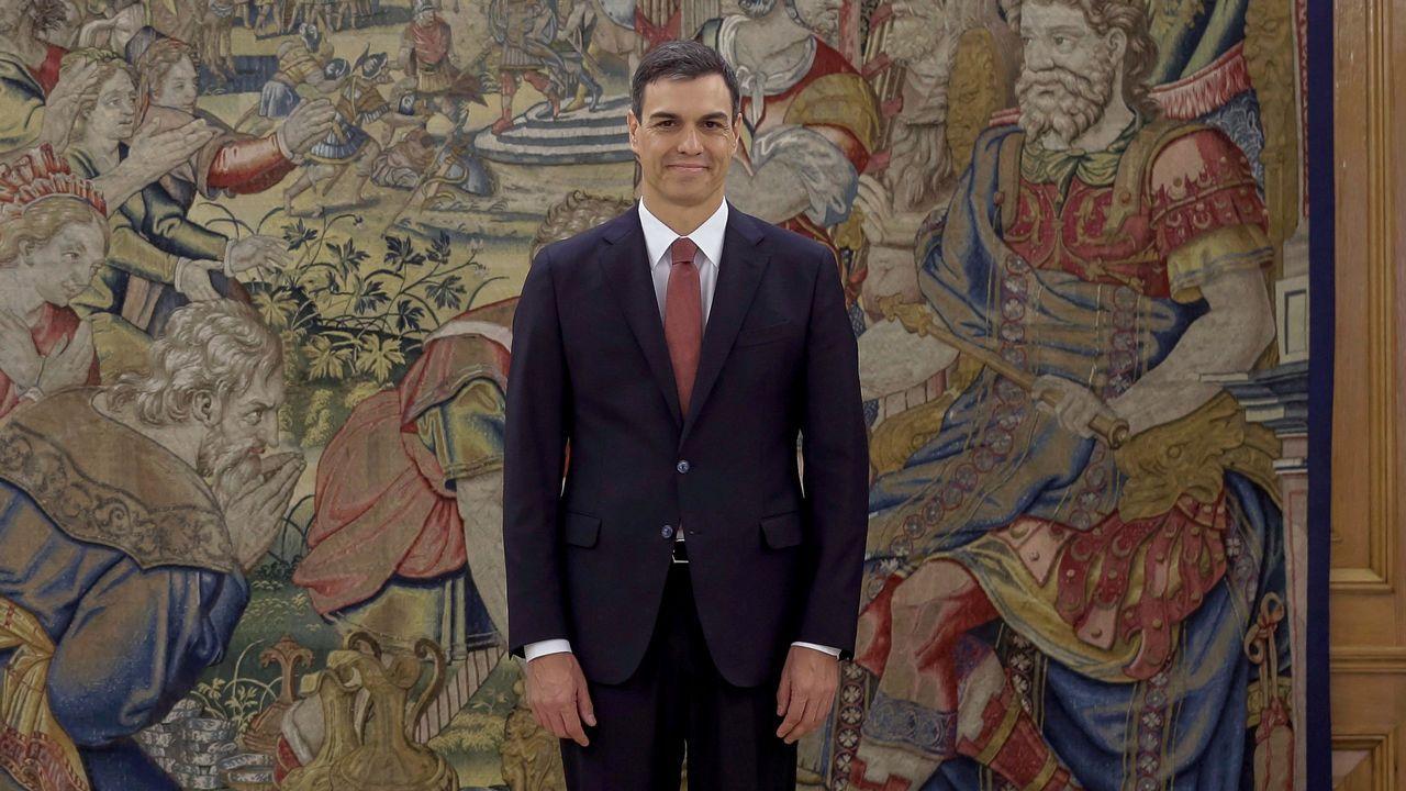Rajoy: «Ha llegado el momento de poner el punto final».Andoni Ortúzar, presidente del PNV