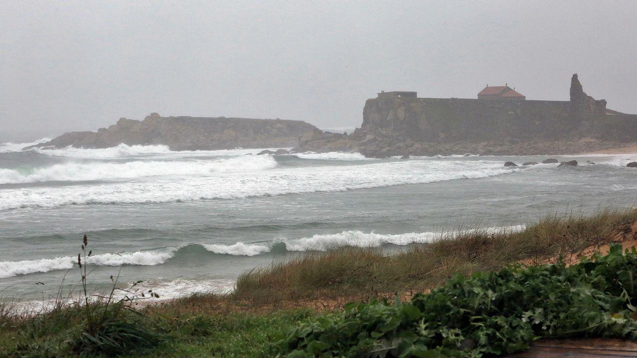Playa de A Lanzada (Vilagarcía)