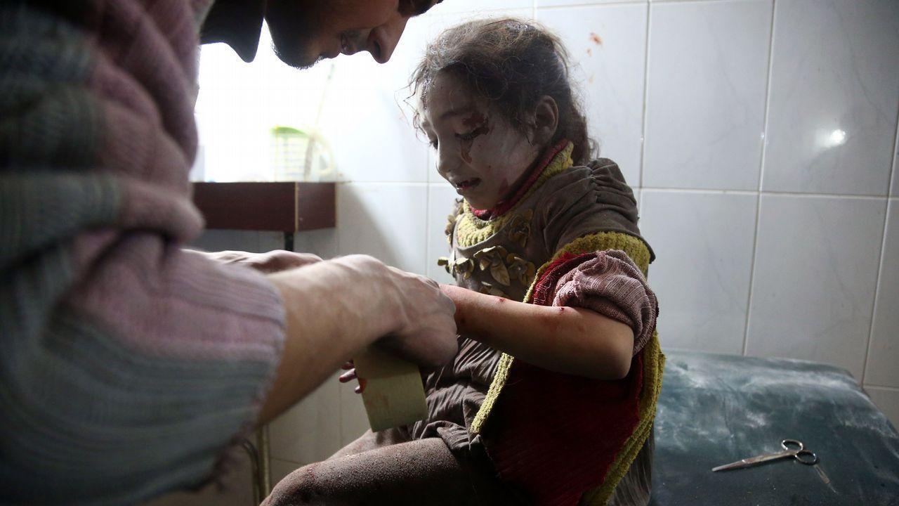 «Para los kurdos, Samuel es un mártir que dejó su vida por lo que creía».Samuel Prada León en unas imágenes cedidas por su familia