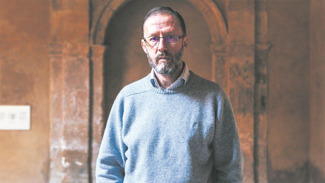 El historiador César García de Castro