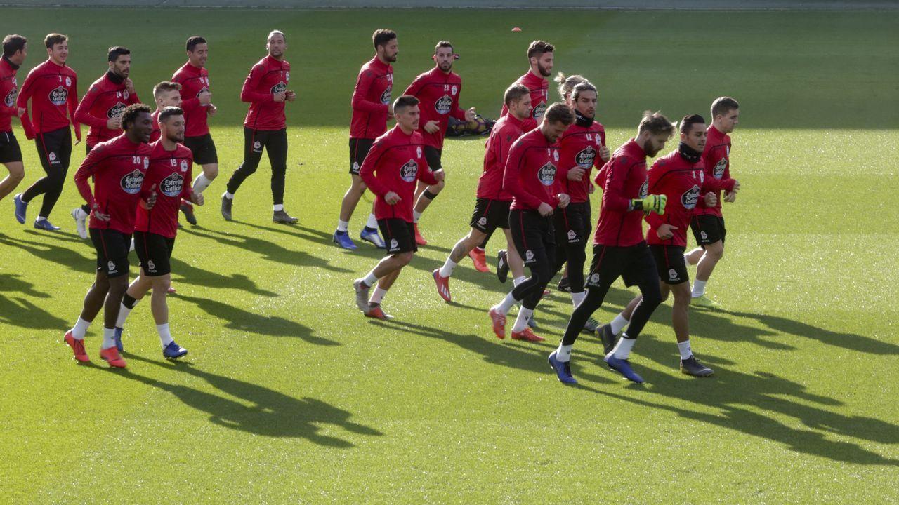Javi Rozada Bilbao Athletic Vetusta Lezama.Javi Rozada, durante el encuentro ante el Bilbao Athletic