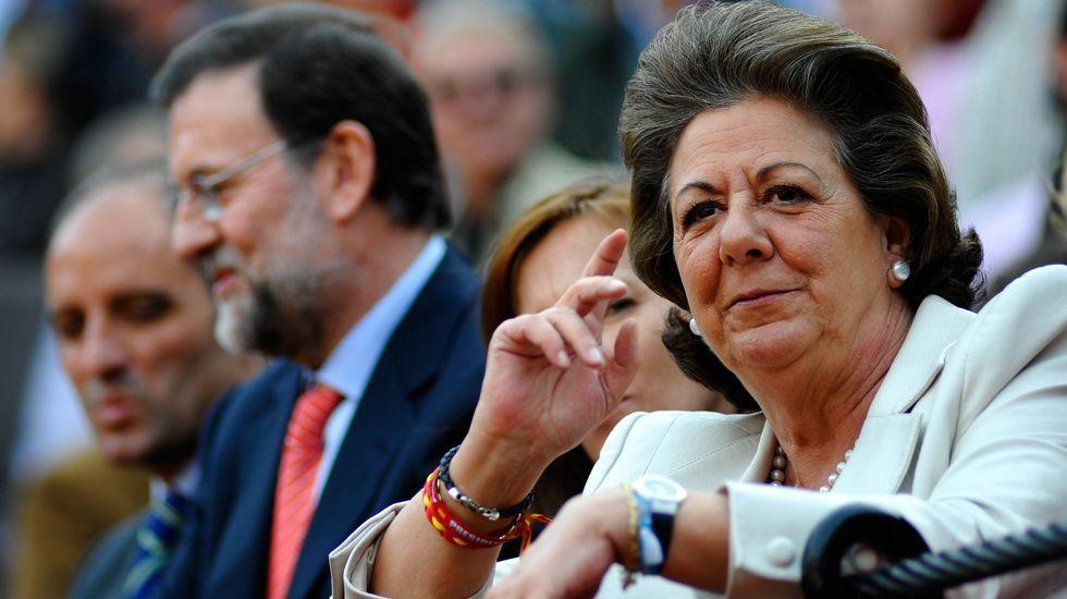 Tras haber cosechado los mayores elogios de sus compañeros de partido, que siempre alabaron sus peculiares formas políticas y su campechanía, llevaba tiempo convertida en uno de los mayores dolores de cabeza de un Rajoy.