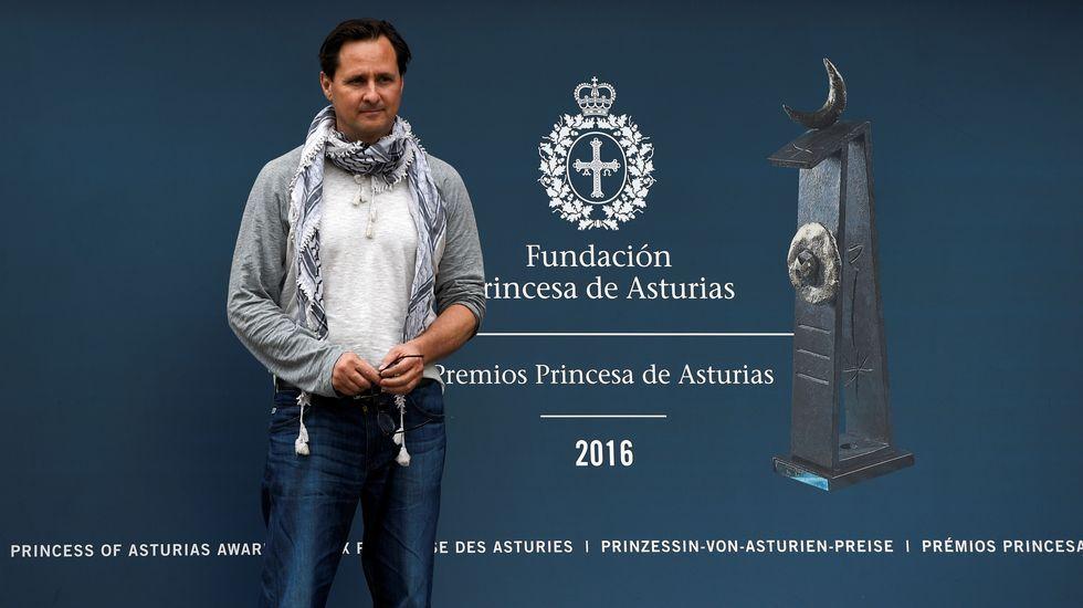 Richard Ford dedica el Premio Princesa de Asturias a sus lectores.Editaton de Wikipedia
