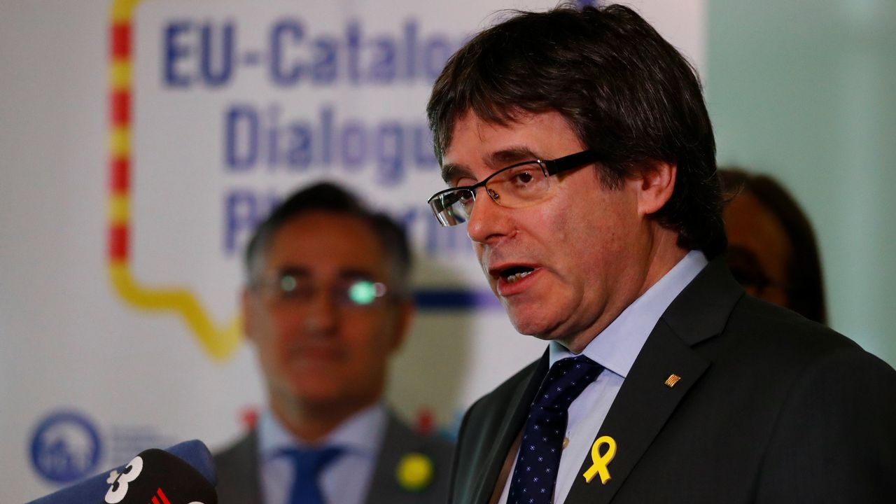 Macrooperación en Cataluña contra una trama de desvío de fondos destinados a cooperación.Puigdemont, hoy en Berlín