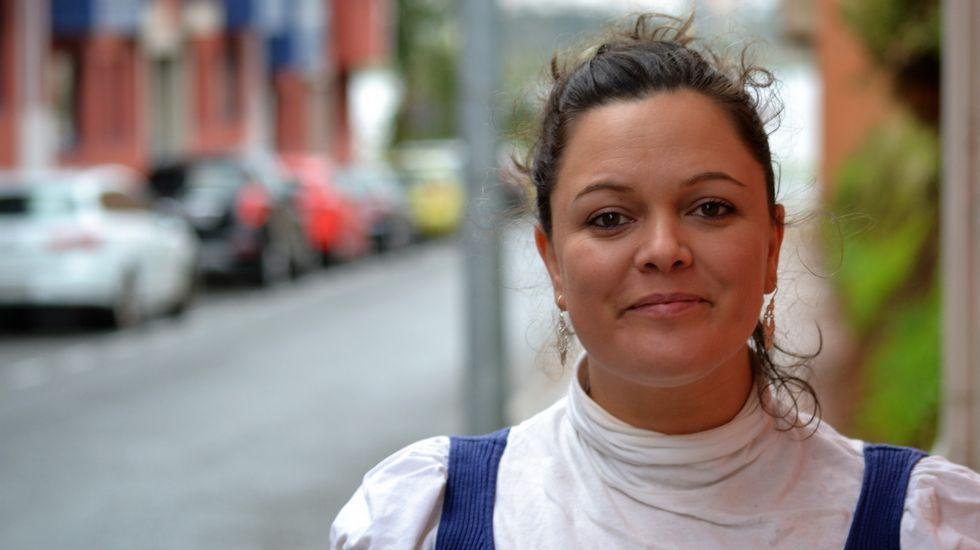 Lorena Bermúdez, un gancho a la esclerosis múltiple