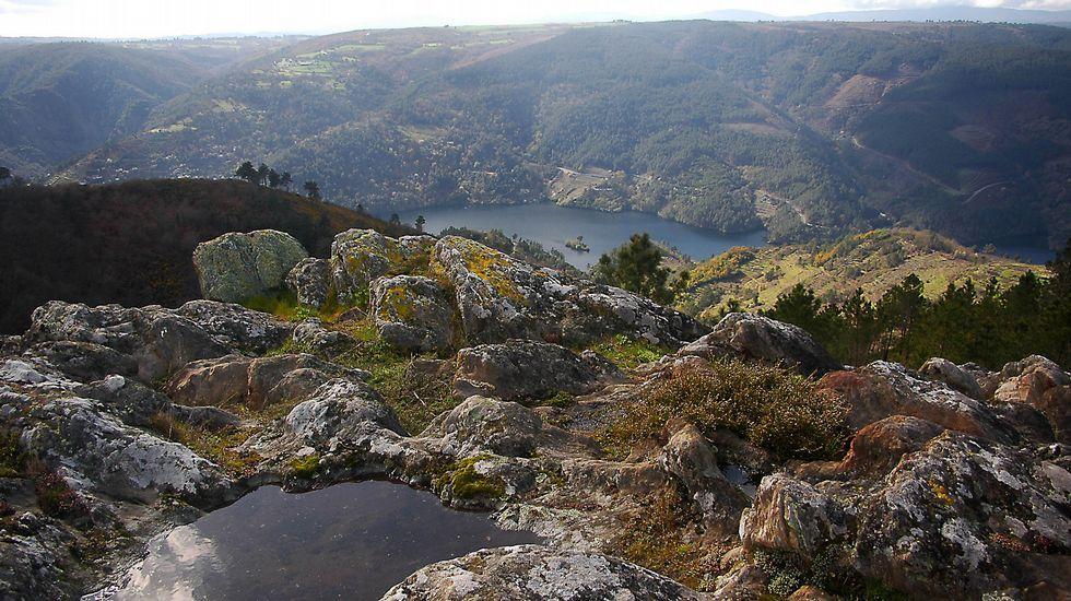 Un recorrido en imágenes por las tierras altas de Vilar de Ortelle
