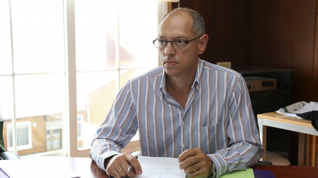 .Amancio Lavandeira presentará una moción en el próximo pleno