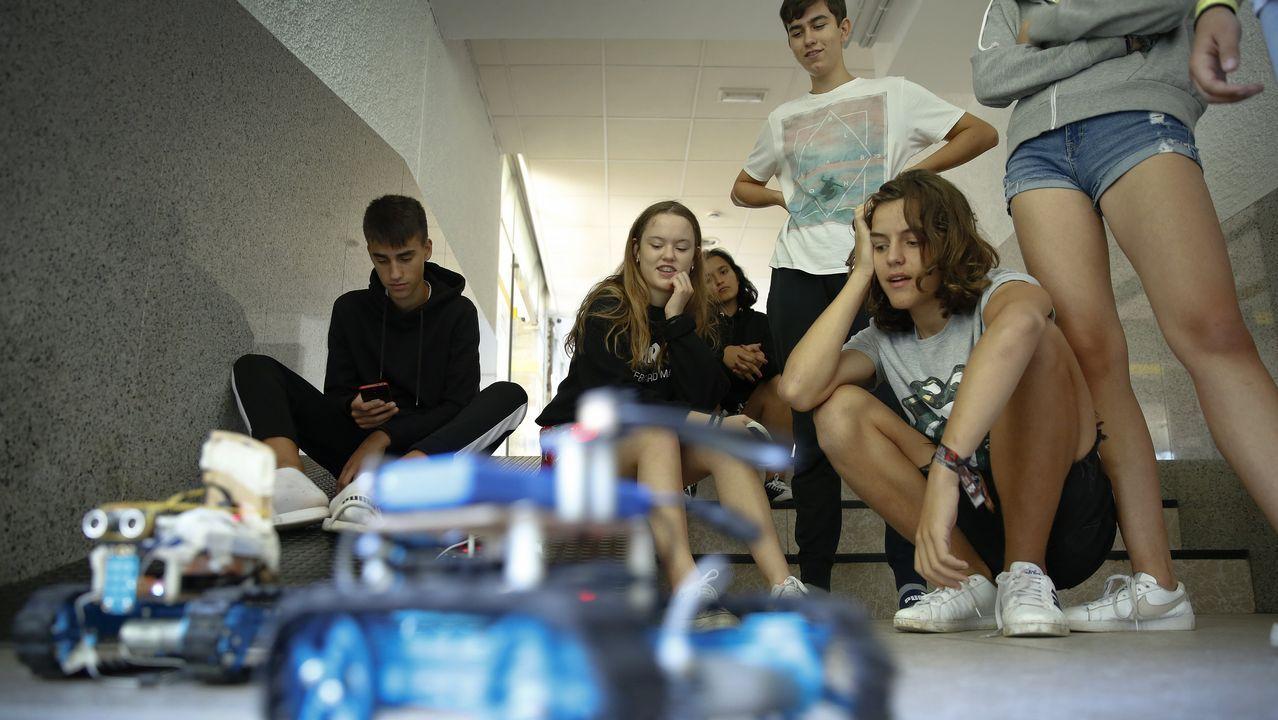 Reto aeroespacial para adolescentes.