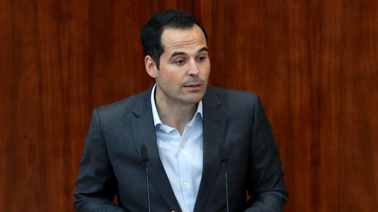 Ignacio Aguado, portavoz de Ciudadanos, mantienen que las informaciones apuntan a la comisión de un delito grave