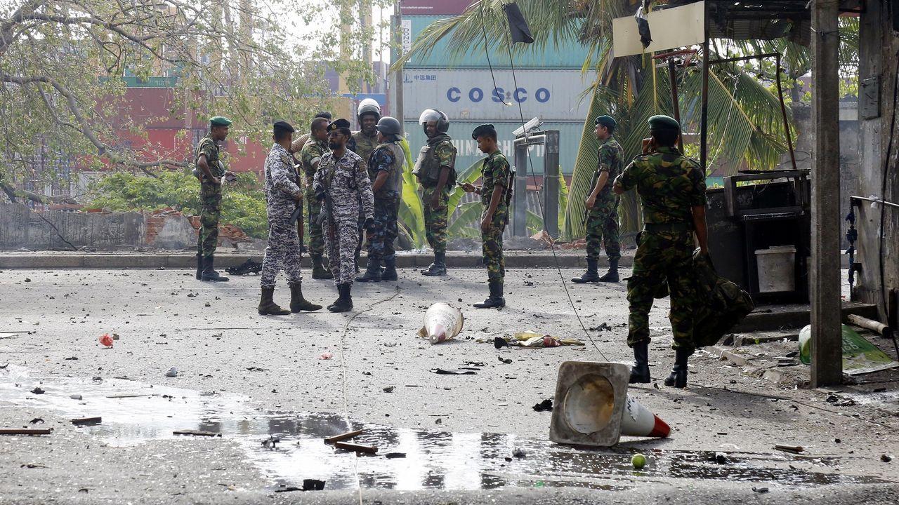 El joven detenido por la agresión ya fue detenido el pasado octubre por un ataque a un puesto de la Guardia Civil en Camariñas