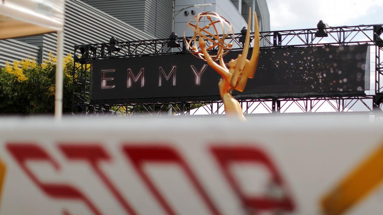 Los ganadores en los Emmy 2017.John McCain