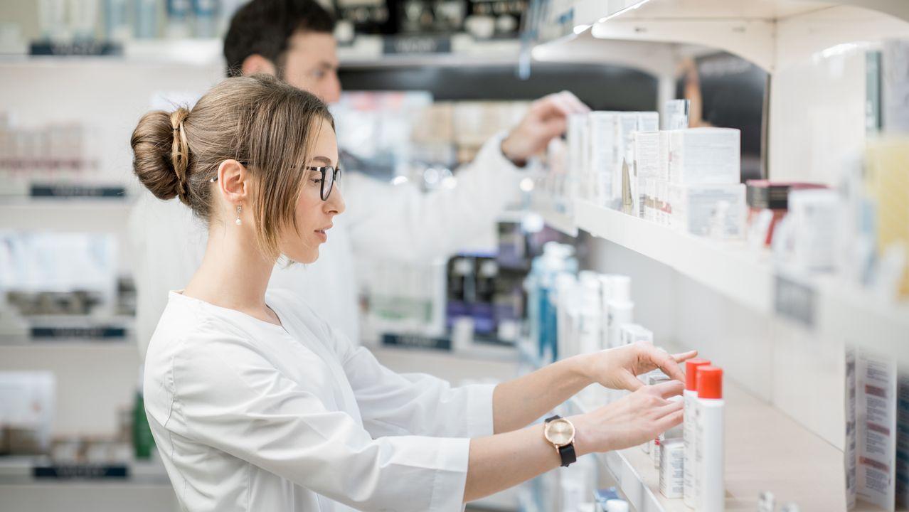 El colágeno bebible y los suplementos de esta molécula se pueden adquirir en algunas farmacias