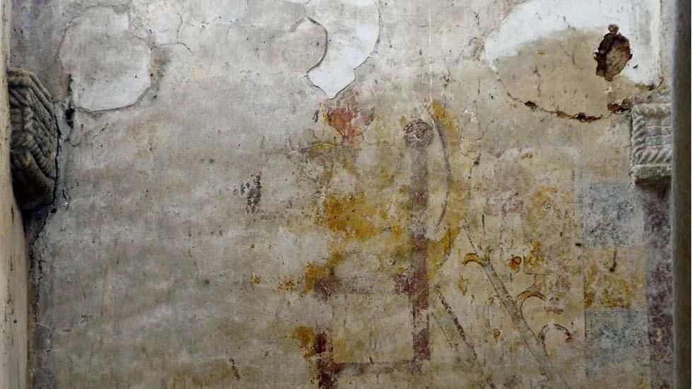 Deterioro de las pinturas del Prerrománico Asturiano