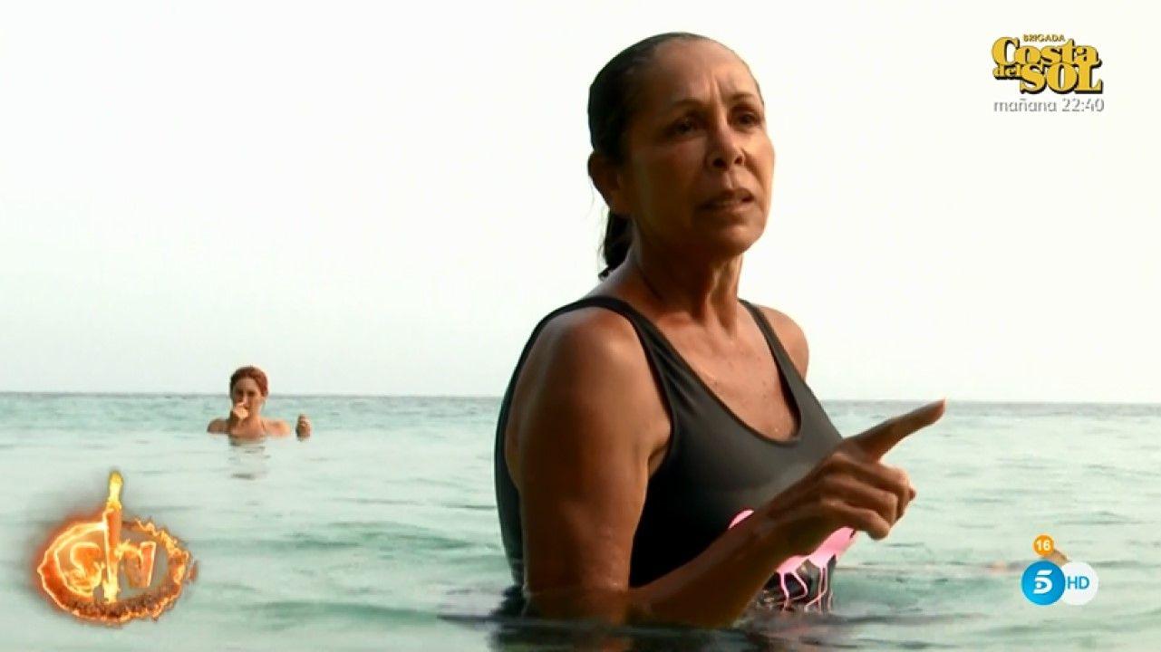 Isabel Pantoja a Omar:«¿Tú qué te crees, Daddy Yankee o Juan Magán? »