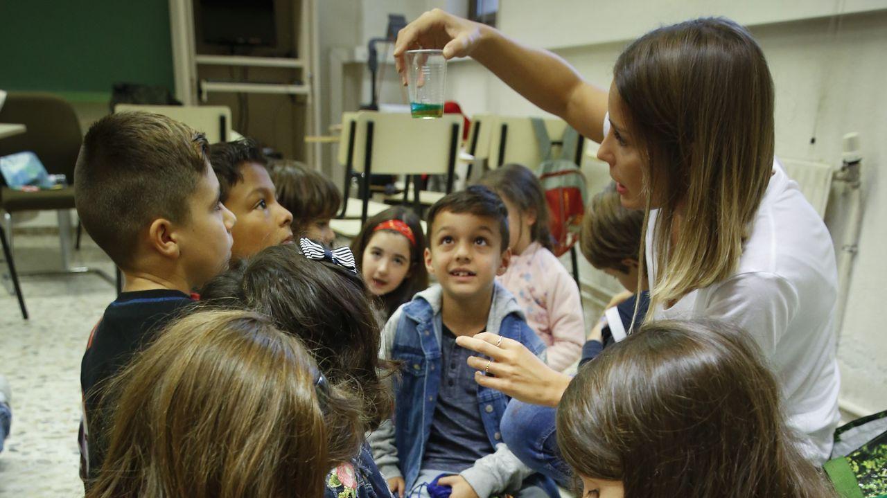 Taller para niños con altas capacidades en Santiago