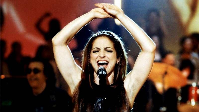 Obama canta a Al Green.La cantante en una actuación en Lugo en el año 2002.