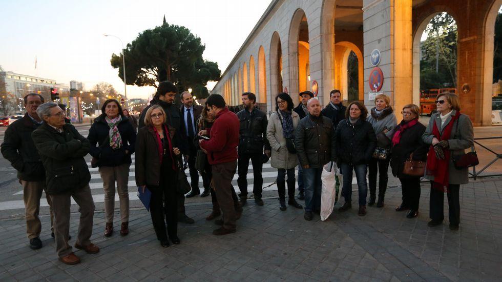 El ministro De la Serna rechaza las demandas de las víctimas del accidente del Alvia.
