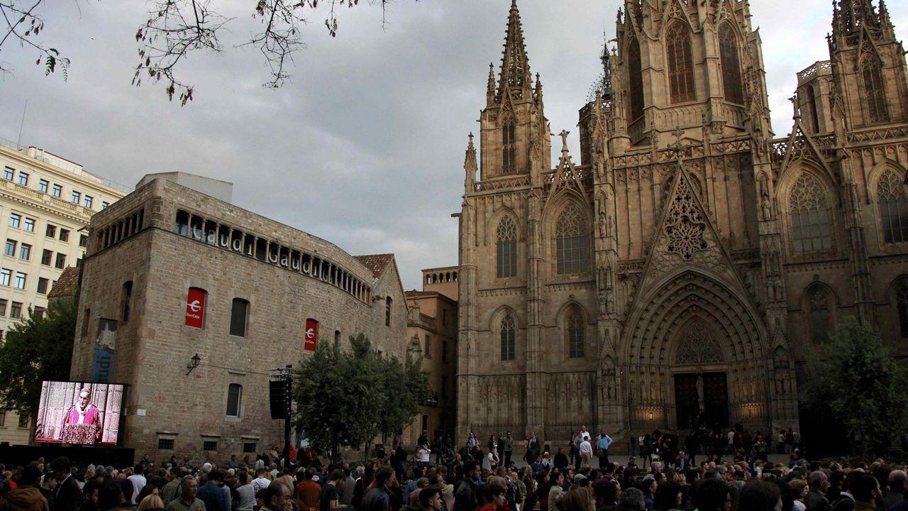 Pleno en el Ayuntamiento de Oviedo