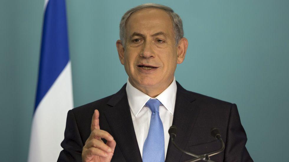 .Benjamin Netanyahu ha matizado sus palabras.
