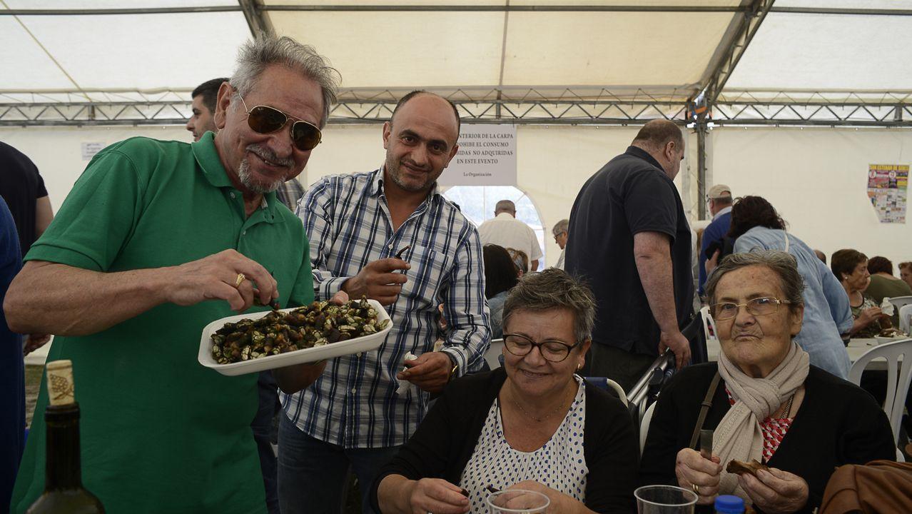 Meirás celebró la décima edición