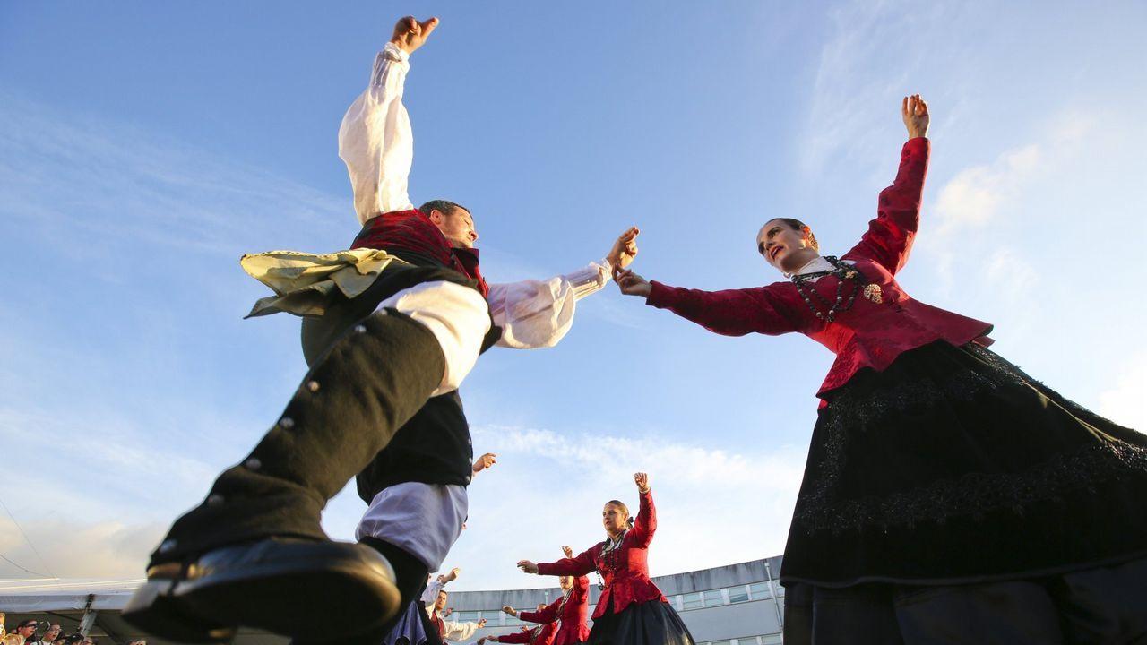 Todas as imaxes da cuarta edición do Festifolk, a gran festa dos gaiteiros