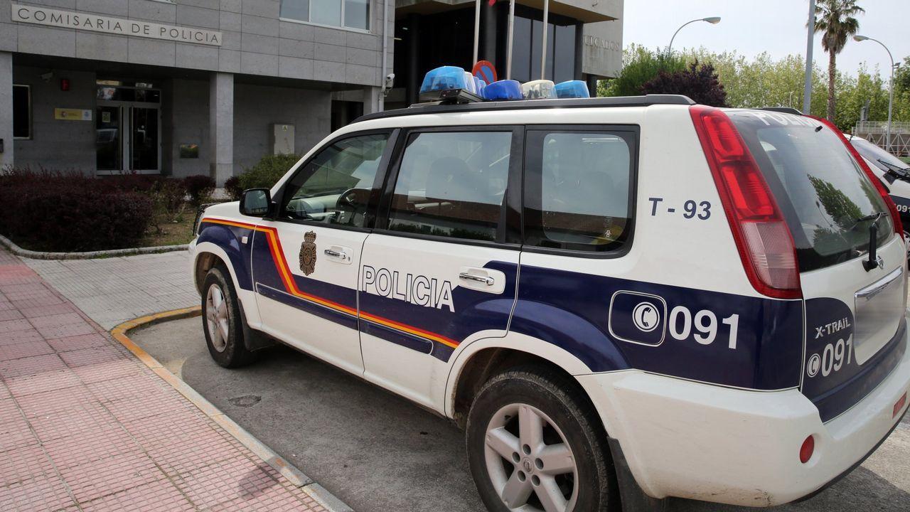 Robo en casa ladrones seguridad forzar.Fernando Iglesias Espiño, en una foto difundida por la Delegación del Gobierno en Galicia