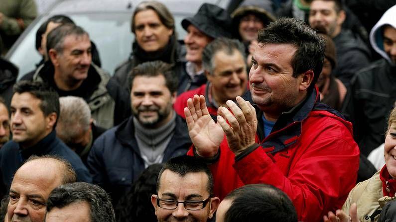 Fiasco en las obras del canal de Panamá.Asamblea de los trabajadores de limpieza de Madrid