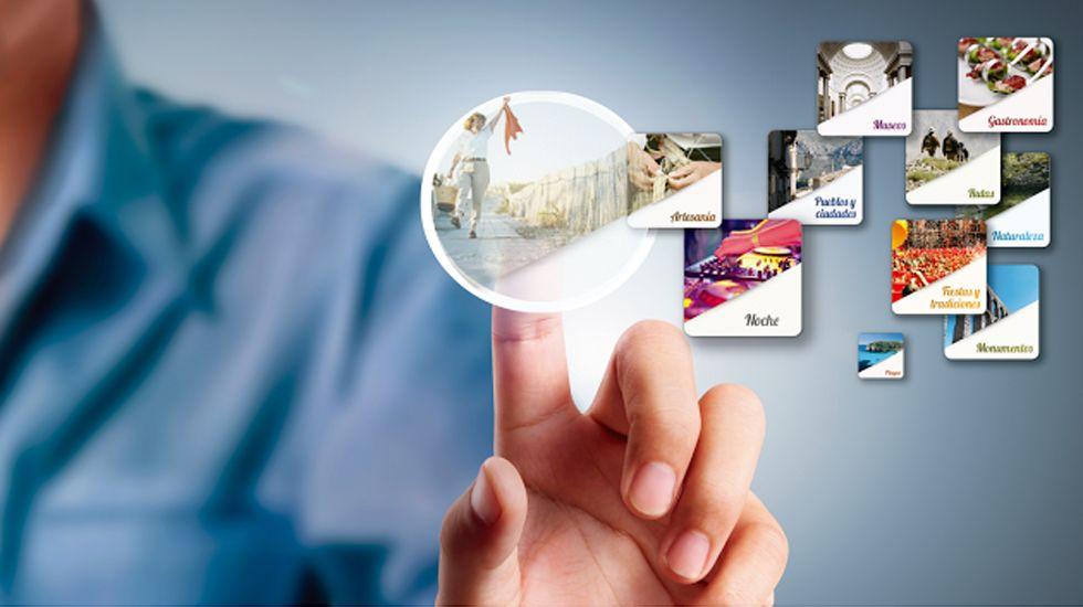 .Una imagen promocional de Infotactile