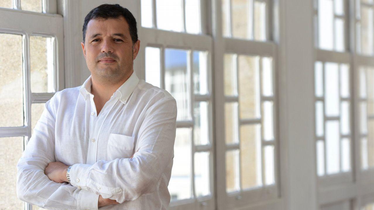 Carlos Sanchiz compara la nube con pulsar el interruptor de la luz