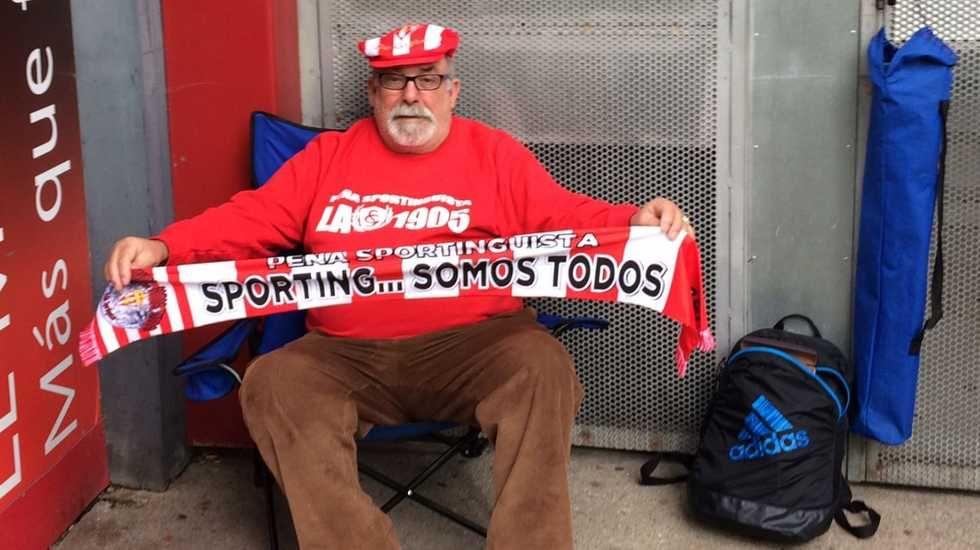 Afición Sporting