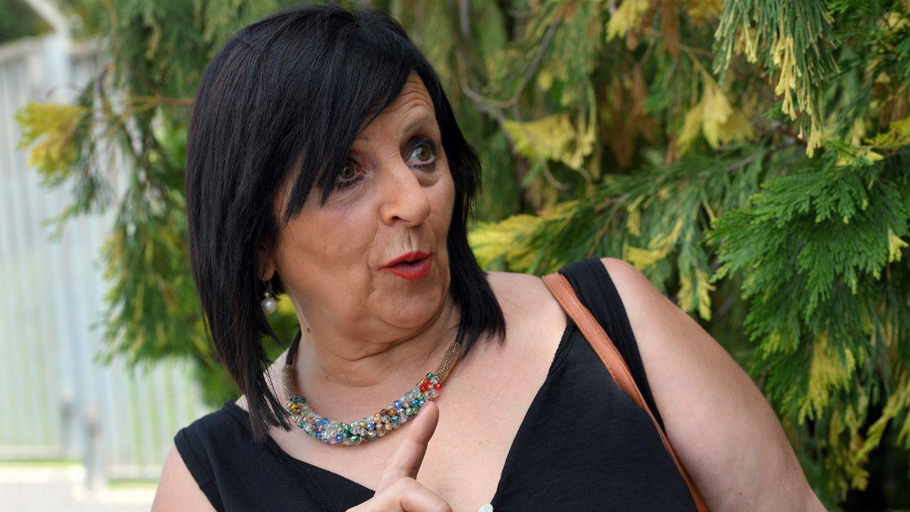 Pilar Abel no es la hija de Salvador Dalí