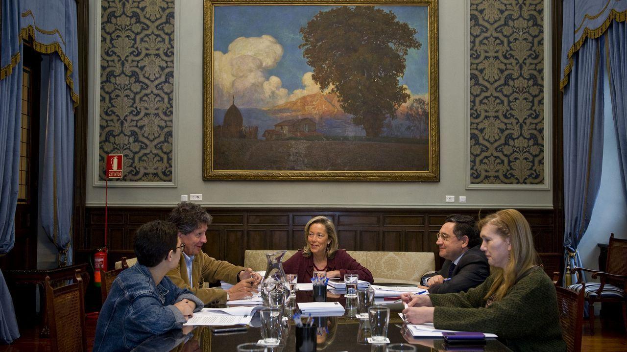 En Ferrol, Jorge Suárez podría perder la alcaldía