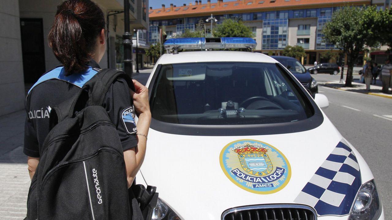 La mayor operación antidroga del año en Santiago se salda con 12 detenidos