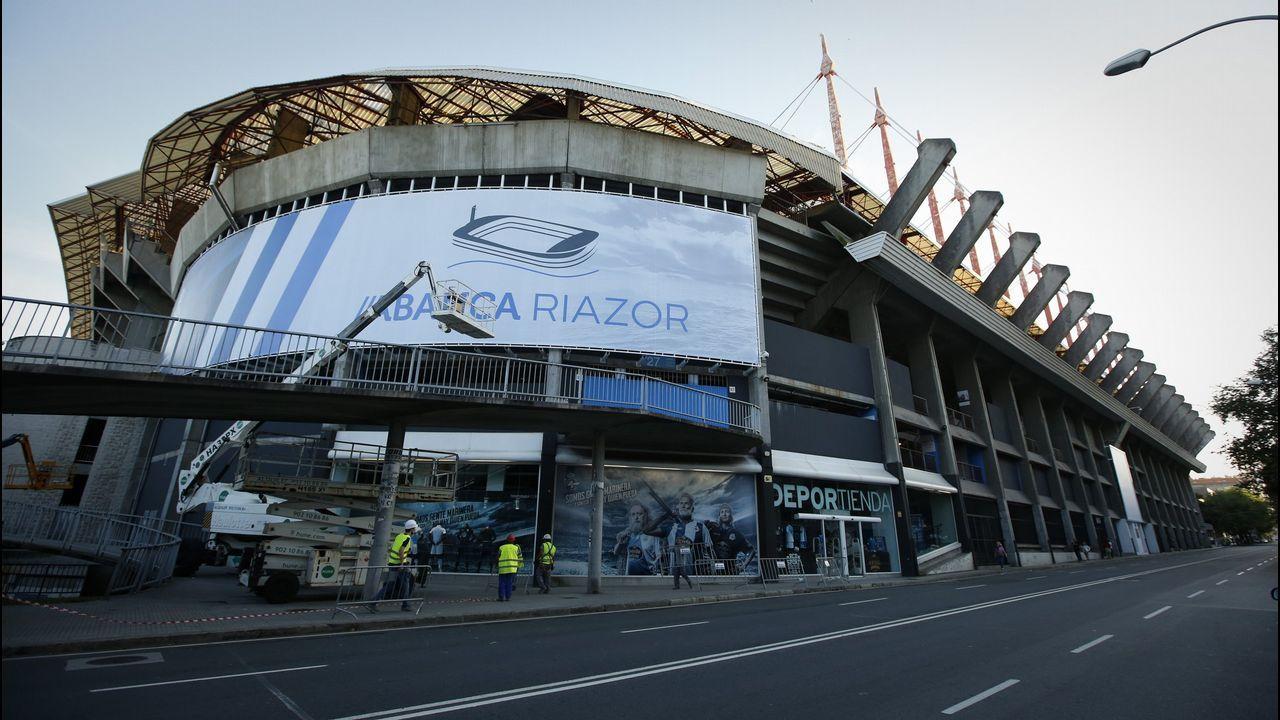En directo: La Junta de accionistas del Deportivo