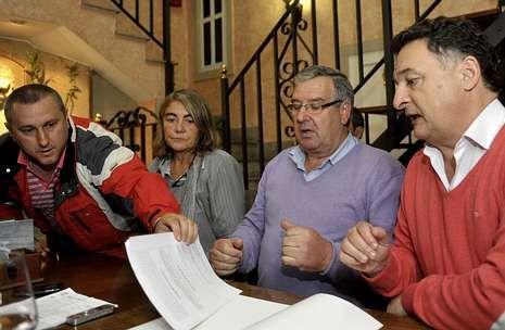 .En total la cantidad que deben percibir los trabajadores estradenses se aproxima a 85.000 euros.