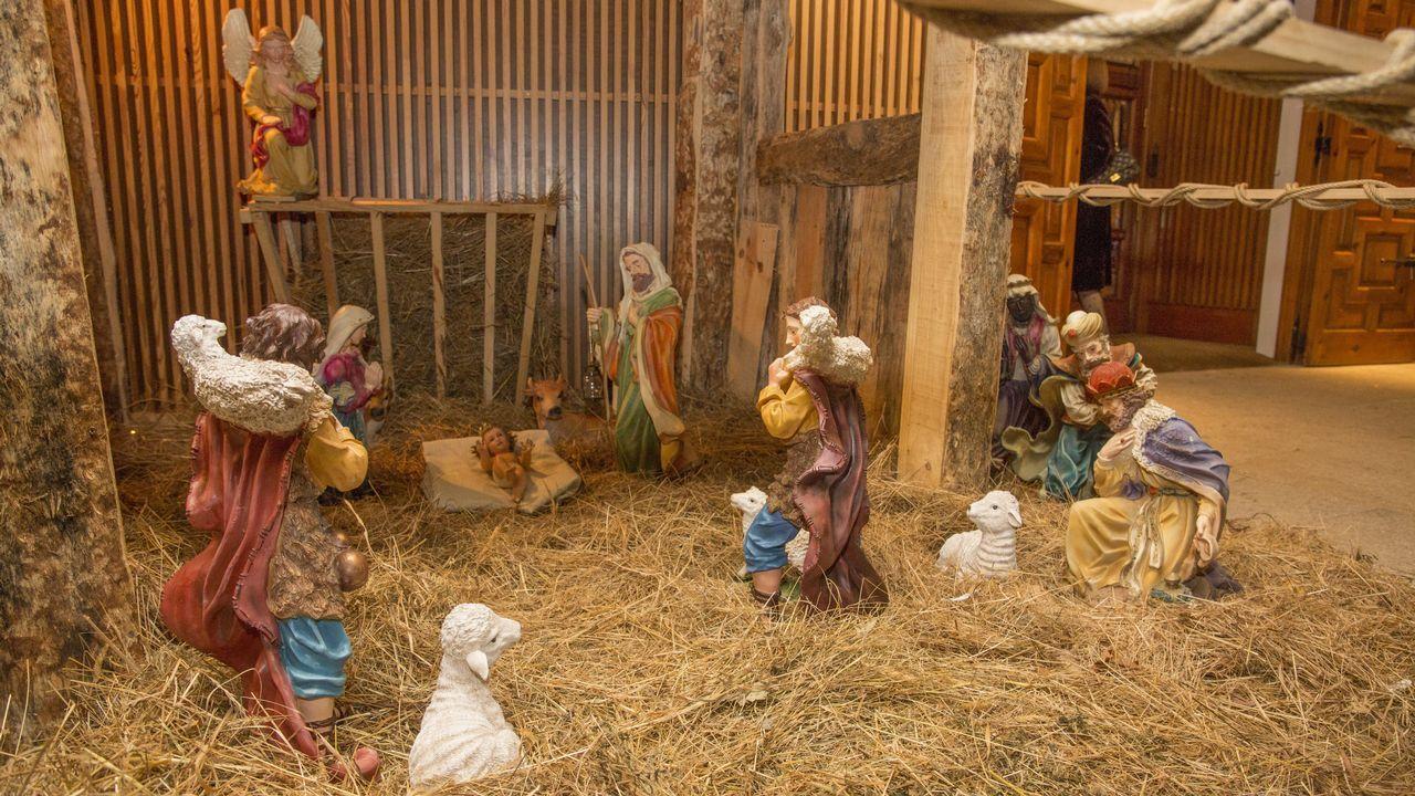 Comida solidaria de Navidad en la Alameda
