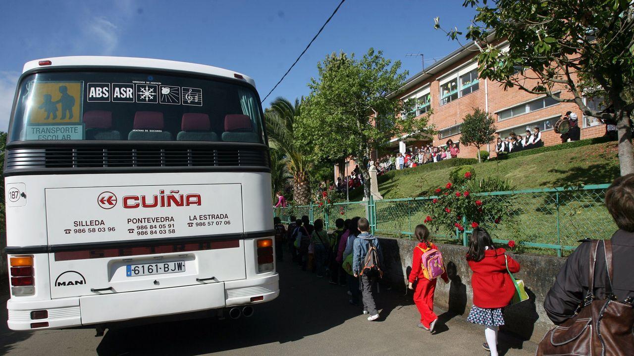 Desfile, el pasado mes de octubre, organizado por el CCA, una de las entidades beneficiarias de las ayudas