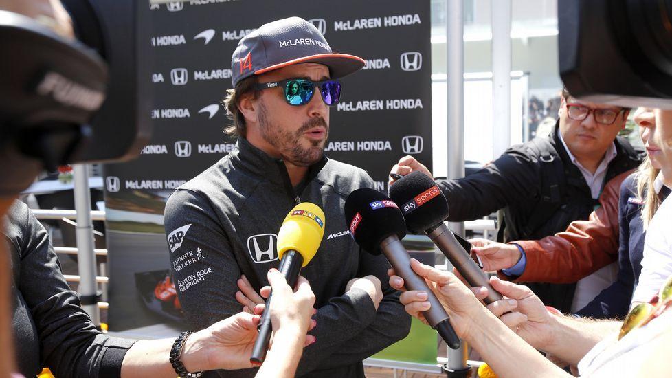 Alonso, en México