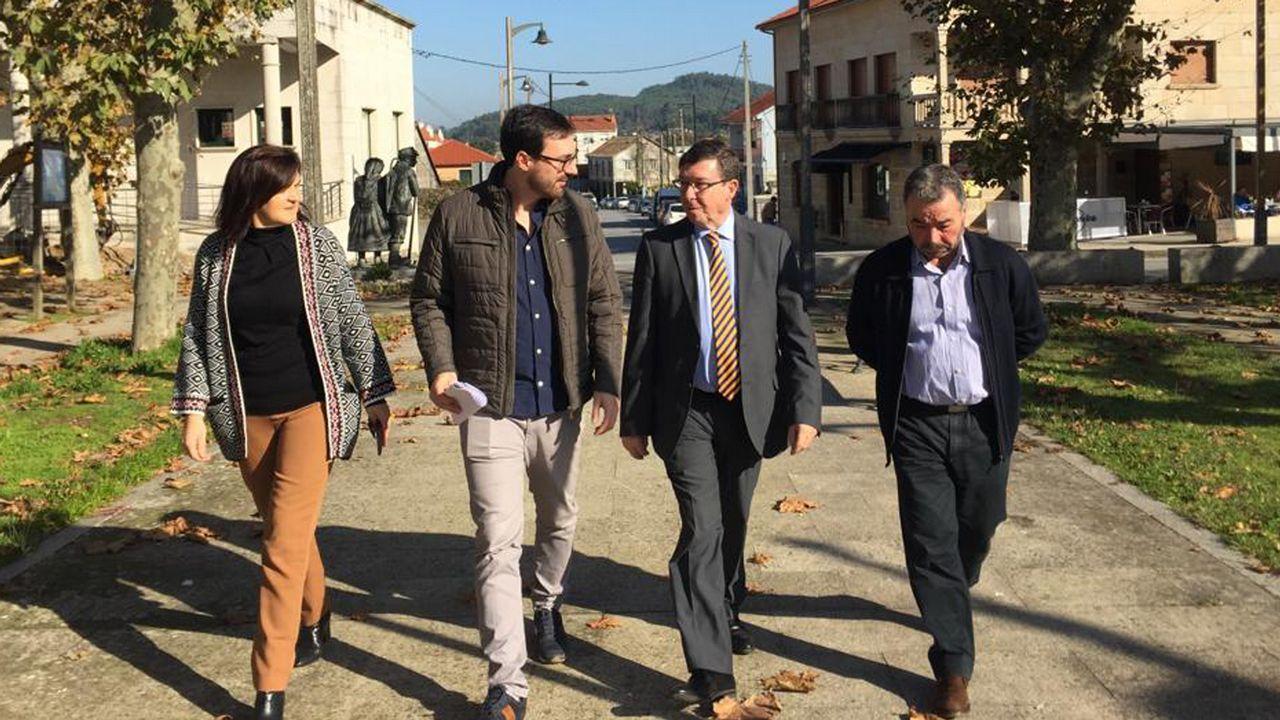 Así fueron las detenciones de los narcos de Pontevedra