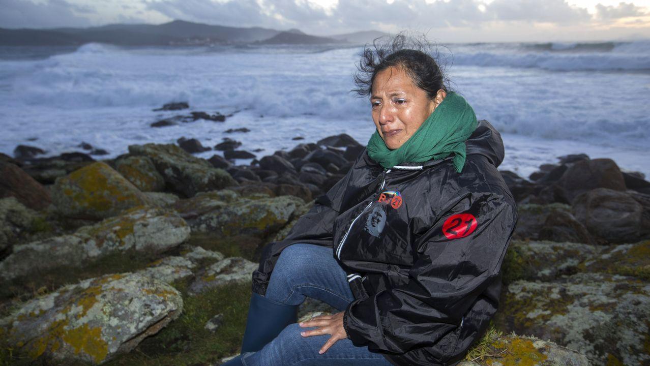 «No me hago a la idea de haber perdido a mi hijo. No concibo mi vida sin él»