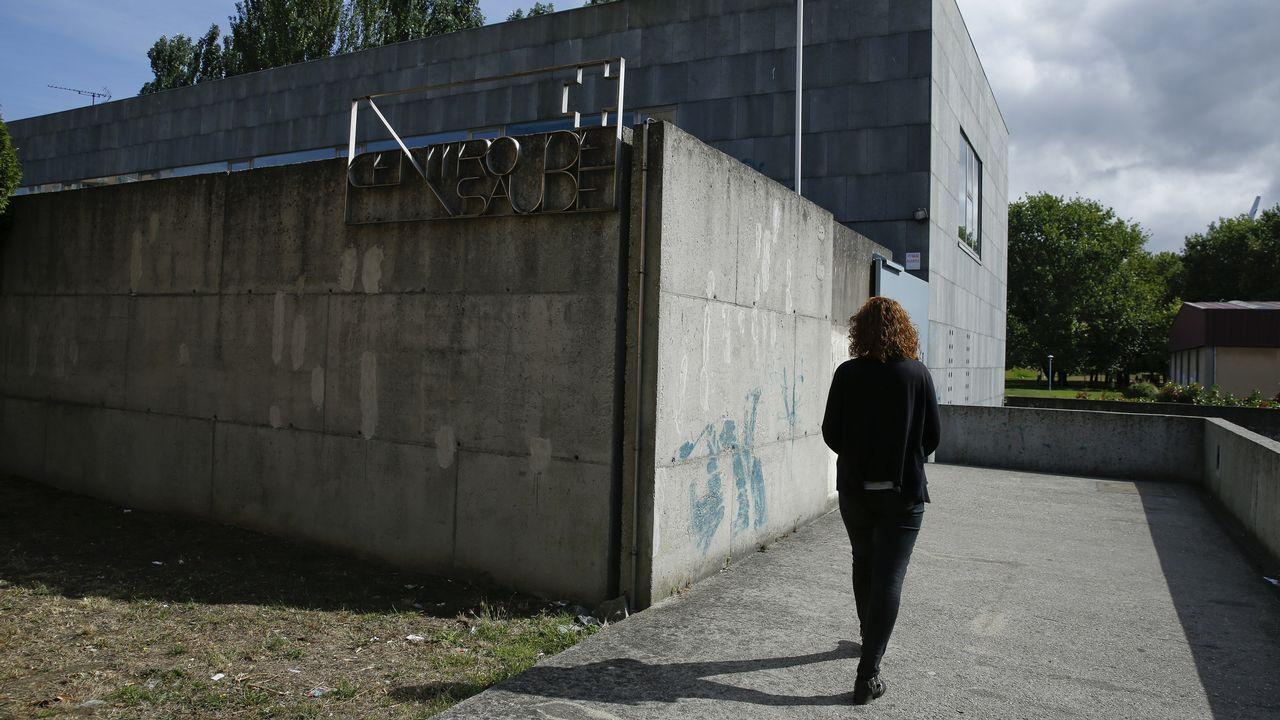 Detenido tras asesinar a su suegra en A Coruña y fugarse con su bebé.Accidente en la ronda de Outeiro