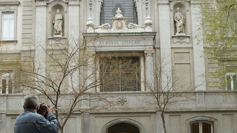 .Imagen de archivo del Tribunal Supremo