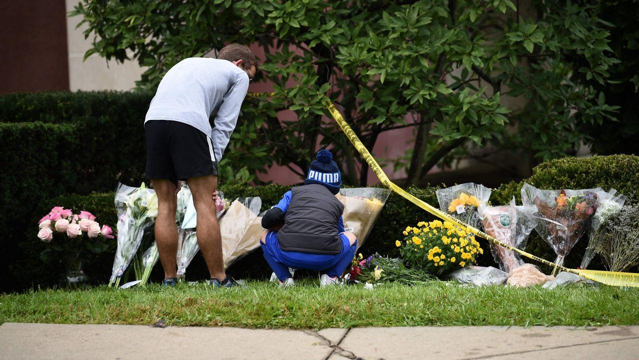 El supuesto autor de la masacre en la sinagoga de Pittsburgh